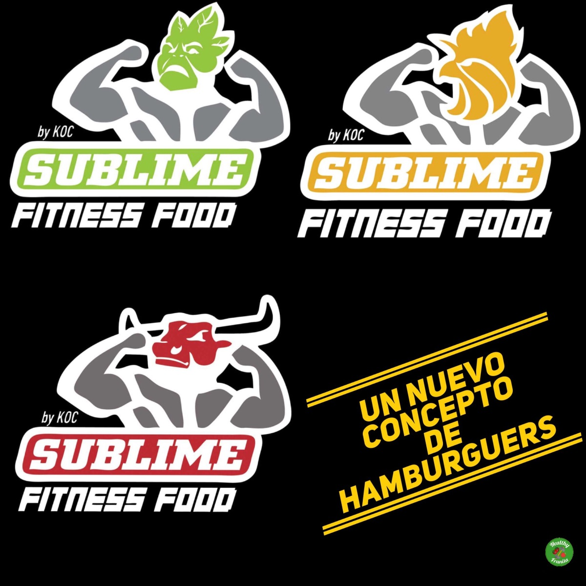 SUBLIME FITNESS FOOD: UN NUEVO CONCEPTO DE HAMBURGUERS
